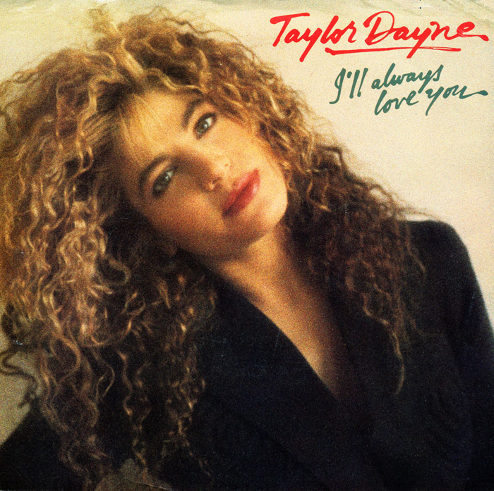 100 80 s songs 20 i ll always love you taylor dayne for Top dance songs 1988